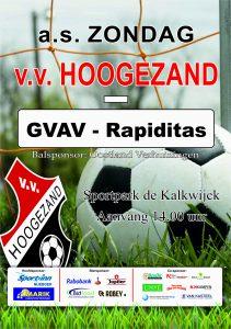 Mondial Oostland Verhuizingen balsponsor HSC Hoogezand