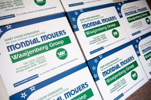 Mondial Oostland Verhuizingen, de Erkende Verhuizer uit Kolham Groningen, breidt haar dienstverlening verder uit met een videotaxatie.