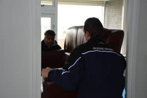 Mondial Oostland Verhuizingen verzorgt verhuizing met Stichting Present Midden Groningen