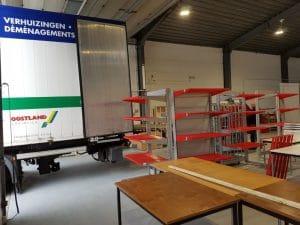 Voedselbank Hoogezand-Sappemeer verhuist met Mondial Oostland Verhuizingen