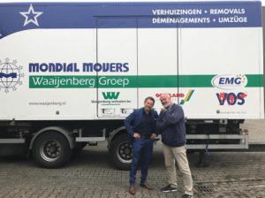 Geactualiseerde waakvlamovereenkomst tussen GHOR en Mondial Oostland Verhuizingen