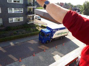 Mondial Oostland verzorgt verhuizing in Veendam voor de Verhuisfamilie