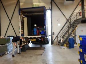 iHydraulicS verhuist van Veendam naar Kolham met Mondial Oostland Verhuizingen