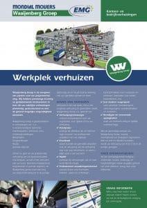 Erkend Verhuisbedrijf Mondial Oostland Verhuizingen is gespecialiseerd in bedrijfsverhuizingen, werkplekverhuizingen en projectverhuizingen